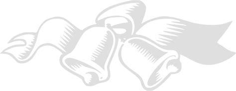 grey wedding bells clip art  clkercom vector clip art