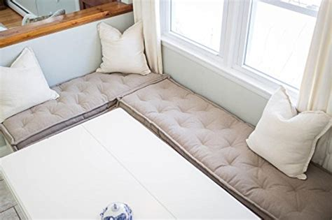 bench design ikea stolmen window seat cushion this might exactly tufted sofa tufted wool filled bench cushion fits ikea