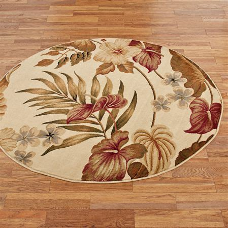 1000 ideas about tropical area rugs on