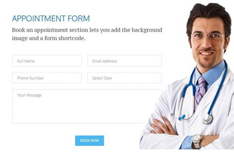 section 8 appointment eightmedi lite best free responsive medical wordpress