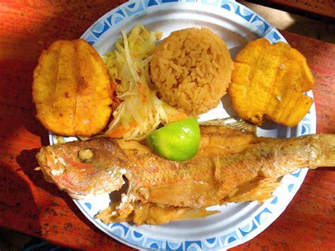 panoramio photo of la comida tipica de san andres