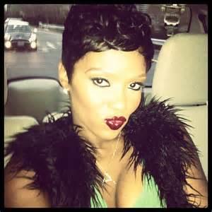 hair crush monday love hip hop atlanta s ariane davis