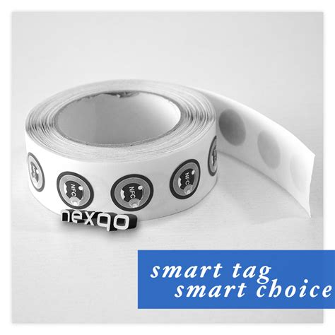 programmable rfid nfc tag label sticker buy nfc tags nfc sticker nfc label product on