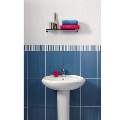 blue border tiles for bathrooms wall tiles baker and soars plumbing supplies