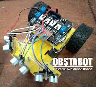 membuat robot underwater mamentronika tutorial 1 membuat obstacle avoidance