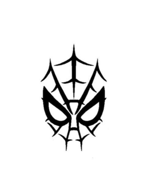 spiderman tribal tattoo 20 logo designs and pictures