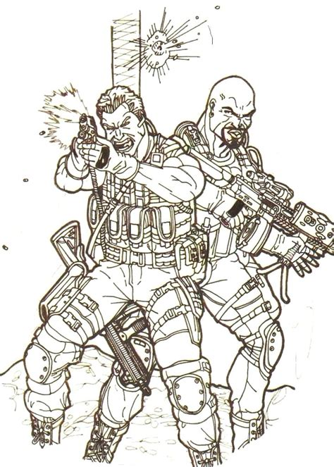 g i joe coloring book coloring book for and adults 35 illustrations best coloring books volume 12 books gi joe duke roadblock bw inked by lazy doodler on deviantart