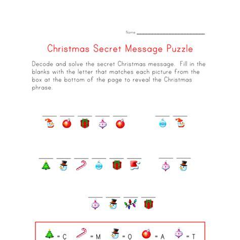 secret message worksheet puzzle worksheet decode the message