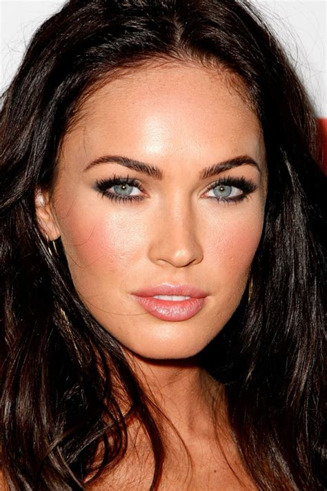 megan boone forehead scars megan fox before and after beautyeditor