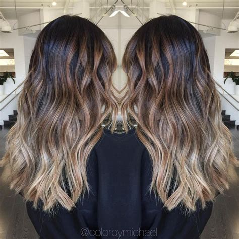 ombre hair on asian 17 best images about hair colors i want on pinterest