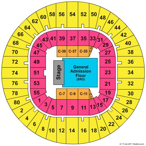 wvu seating chart west virginia coliseum seating chart