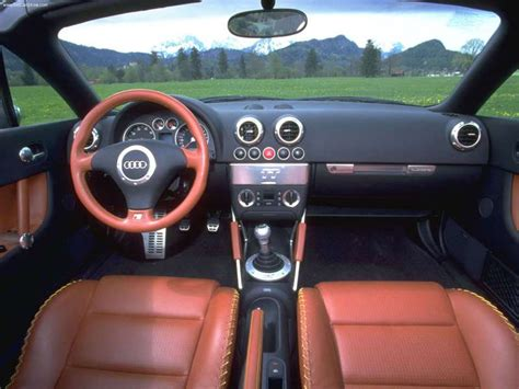 Audi Tt Interior 2002 by Abt Audi Tt Sport Roadster Picture 05 Of 07 Interior