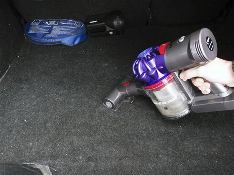 dyson car and boat vacuum dyson v7 vacuum for cars boats reviewed