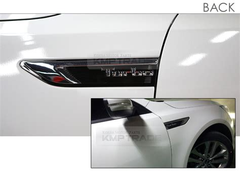2014 Kia Optima Aftermarket Parts Oem Genuine Parts Turbo Logo Fender Vent Molding For Kia