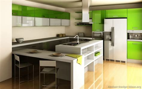 green and white kitchen ideas pictures of kitchens modern two tone kitchen cabinets page 9