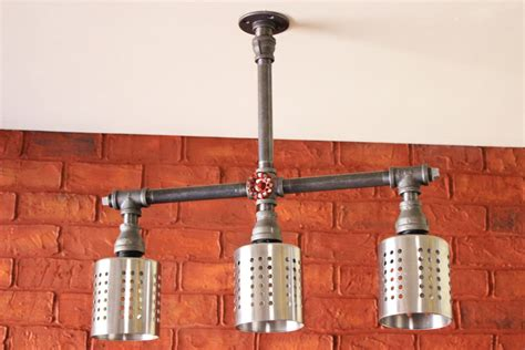 Industrial Island Lighting Industrial Kitchen Island Bar Light Hanging Pendant Light