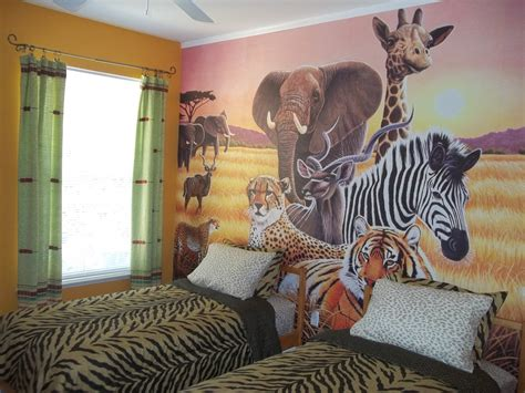 jungle themed bedroom interesting rustic small bedroom with barnwood bed