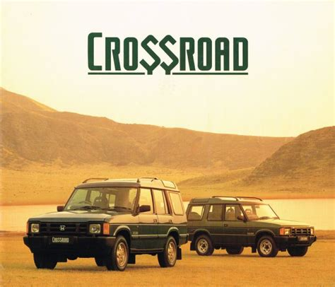 1993 honda crossroad s captive import history of masquerading marques