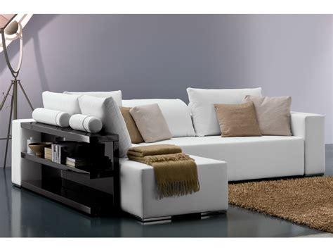 Sofa Racks by Popper Sofa With Integrated Magazine Rack By Bontempi Casa
