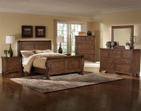 Bedroom Colour Schemes with Oak Furniture Color   Interior