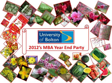 Can I Finish An Mba In One Year mba bolton s 2012 year end