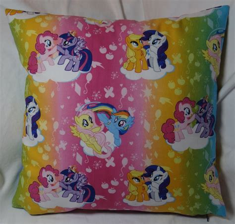 Pony Pillow by Pony Pillow 5 By Quiltoni On Deviantart