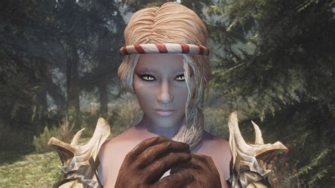 skyrim haircut lovely hairstyles at skyrim nexus mods and community