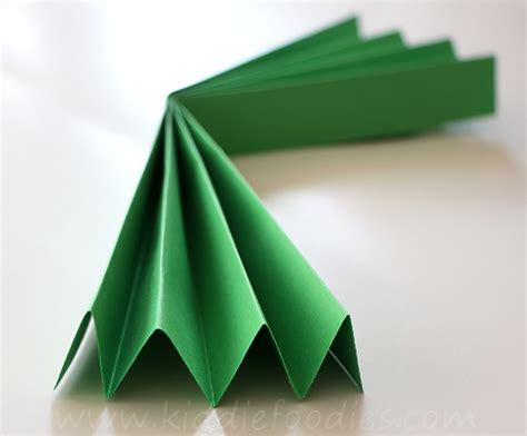 easy christmas tree craft for kids kiddie foodies