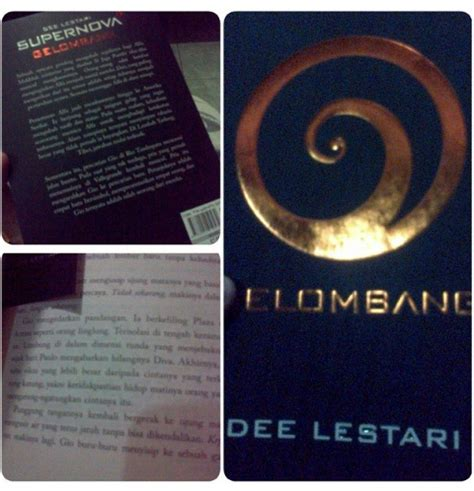 Buku Novel Supernova Gelombang Lestari review novel supernova gelombang by lestari my story my world