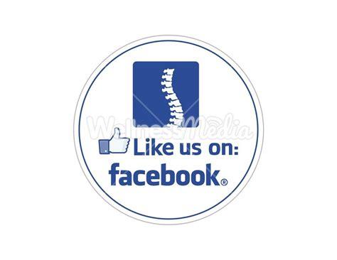 Like Us On Stickers