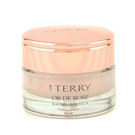 by terry gold baume de rose lip balm jewels 24k gold rusbeautynews or de rose baume precieux intensive renewing balm lips