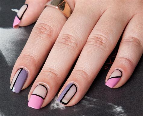 pictures of newest nail trends latest 2015 nail trends and fashion