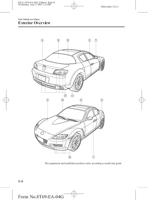 car service manuals pdf 2005 mazda rx 8 security system 2005 mazda rx 8 owners manual