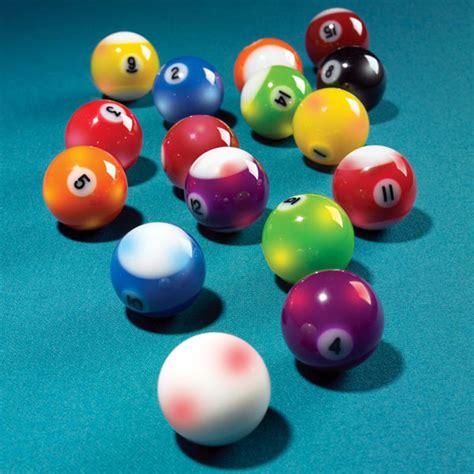 Lighted Billiard Balls The Green Head Lighted Balls
