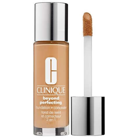 clinique beyond perfecting foundation concealer for