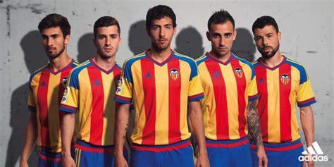 Jersey Valencia Away 2015 2016 new valencia senyera jersey 2015 16 vcf away kit 2015 2016 adidas football kit news new