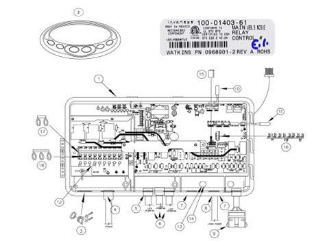 watkins spa wiring diagram get free image about