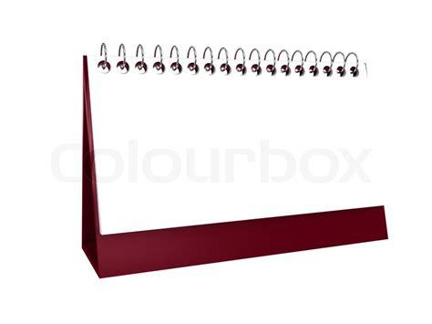 Calendar Render Isolated Calendar 3d Render Stock Photo Colourbox