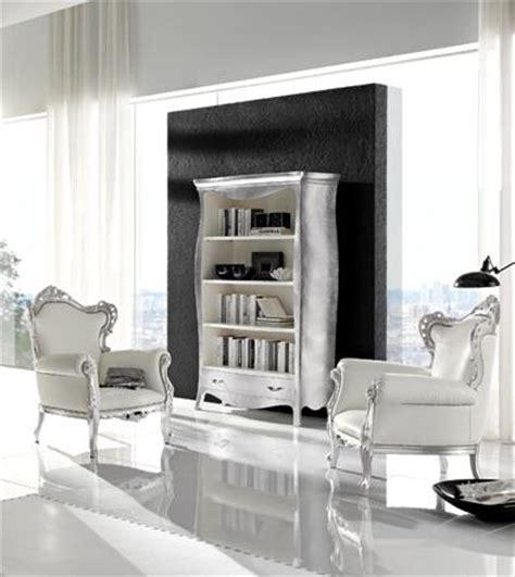 poltrone eleganti poltrone in foglia d argento eleganti chic vintage e