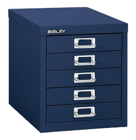 Desktop Cabinet by Bisley 5 Drawer Desktop Multidrawer Cabinet
