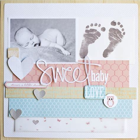 layout scrapbooking baby 39 best images about scrapbooking baby on pinterest