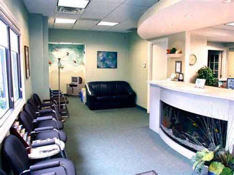 Dentist Waiting Room by Our Office Sikora Family Dentistry