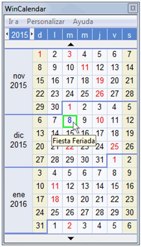 Calendario 2017 Feriados Bolivia Calendario Pop Up De Desktop Gratis Con D 237 As Feriados Para