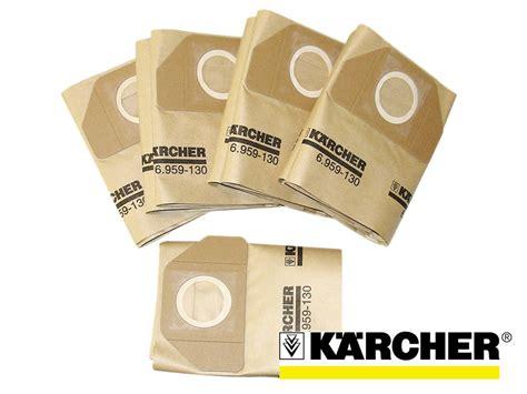 Vacuum Cleaner Karcher Se 4001 original karcher dust bag paper for vacuum cleaner a 2201