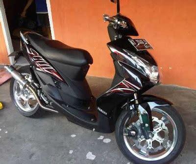 Switch Rem Kanan Yamaha Mio Jupiter Z Mx Zr Vixion Dll modifikasi yamaha mio soul dengan ban besar oto trendz