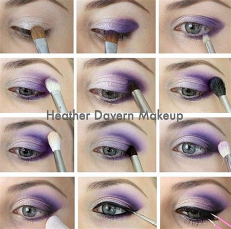 eyeshadow tutorial beginners 12 easy summer eye make up tutorials for beginners