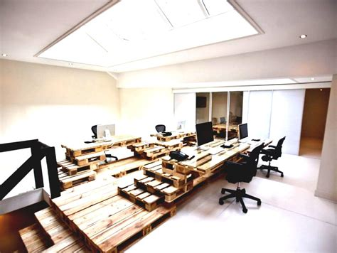 creative office interior design  color wall paint