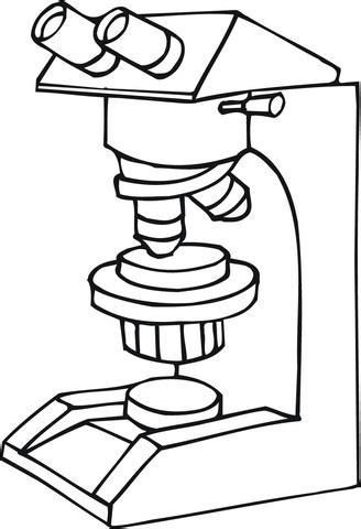 imagenes de un microscopio para dibujar faciles coloriage microscope coloriages 224 imprimer gratuits