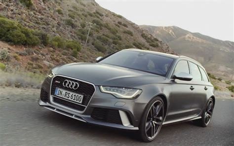 video find audi continues  hp wagon tease