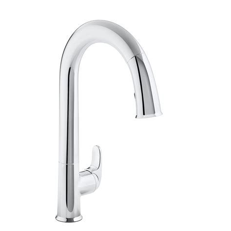 Electronic Kitchen Faucets | kohler k 72218 sensate electronic touchless kitchen faucet